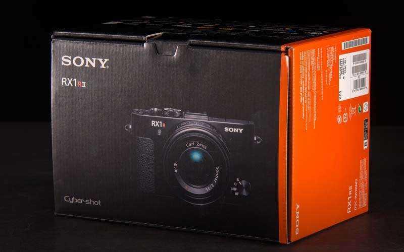 Обзор Sony RX1R II