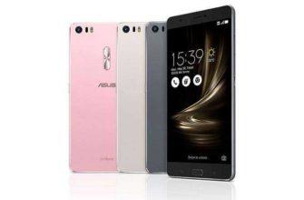 Asus ZenFone 3 - новая линейка смартфонов