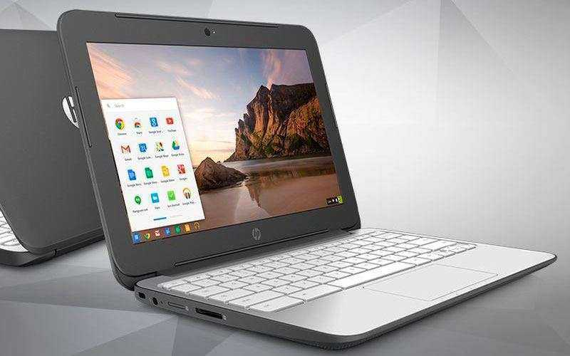 Новый HP Chromebook 11 G5