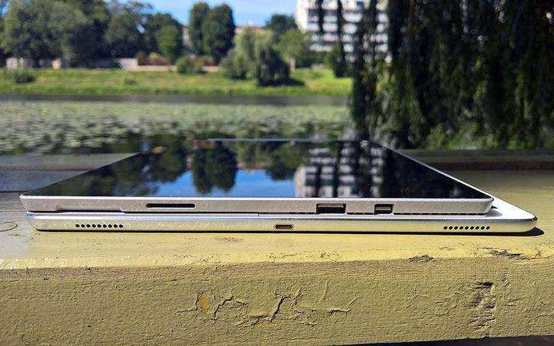 """Surface Pro 4 и IPad Pro 12,9 """""""
