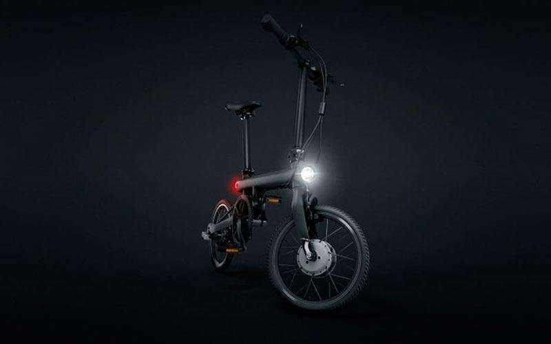 Складной электрический велосипед Xiaomi QiCycle