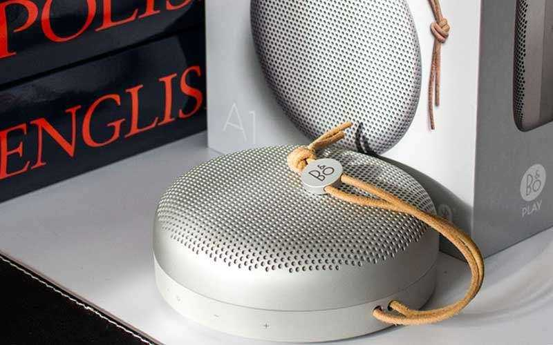 Bang&Olufsen BeoPlay A1 обзор