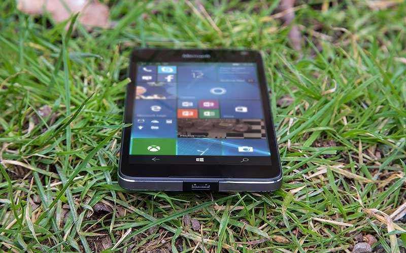 Производительность Lumia 650