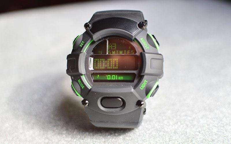 Дизайн Razer Nabu Watch