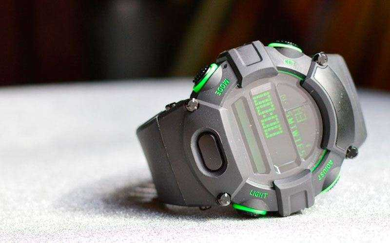 Razer Nabu Watch - Обзор умных часов