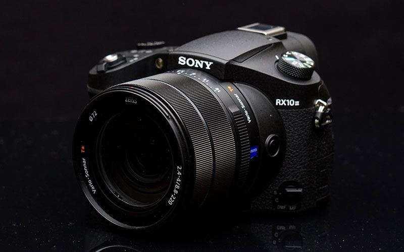 Sony RX10 III – краткий обзор