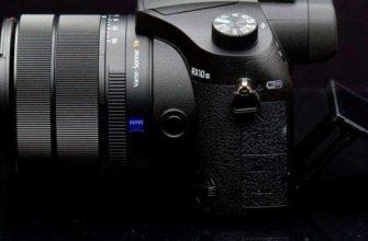 Камера Sony RX10 III – краткий обзор из первых впечатлений