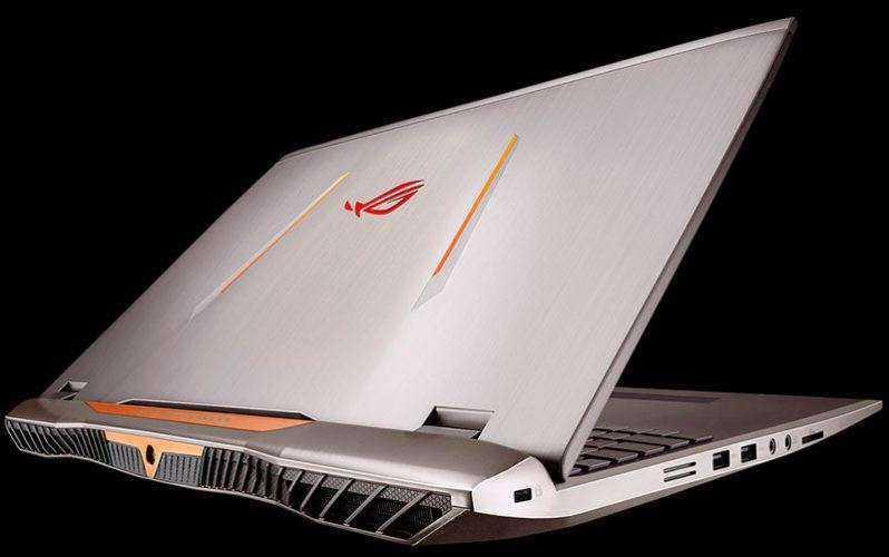 ноутбук Asus ROG G701