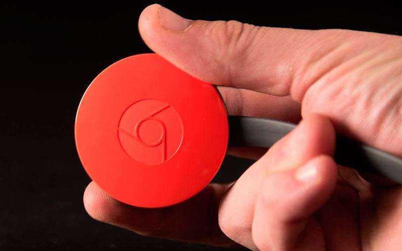 Chromecast получил встроенную опцию для потокового вещания