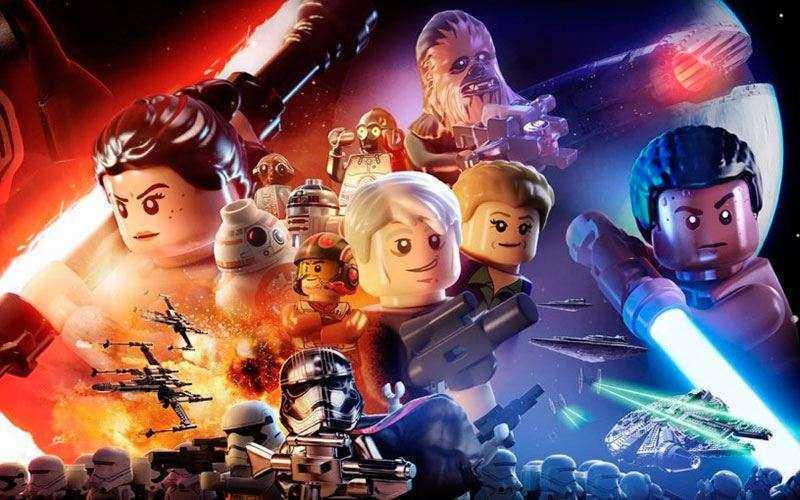 LEGO Star Wars: The Force Awakens – Обзор популярной игры