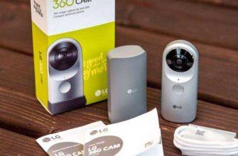 LG 360 Cam - Обзор камеры снимающей фото и ведео 360 градусав