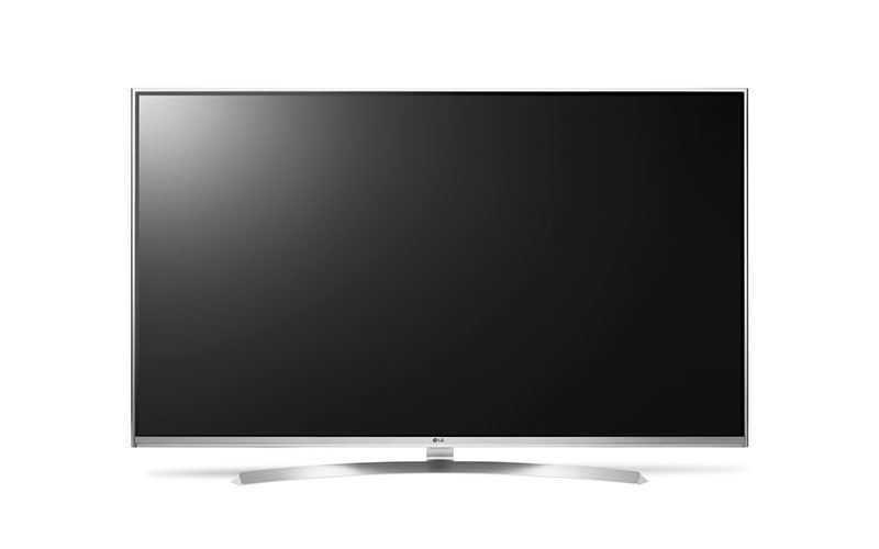 Новый телевизор LG UH8507