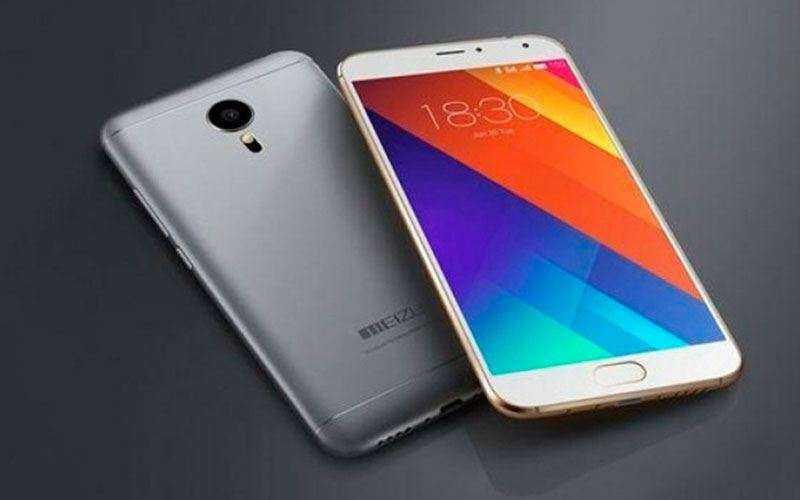 Новый смартфон Meizu MX6