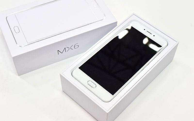 Мощный Meizu MX6