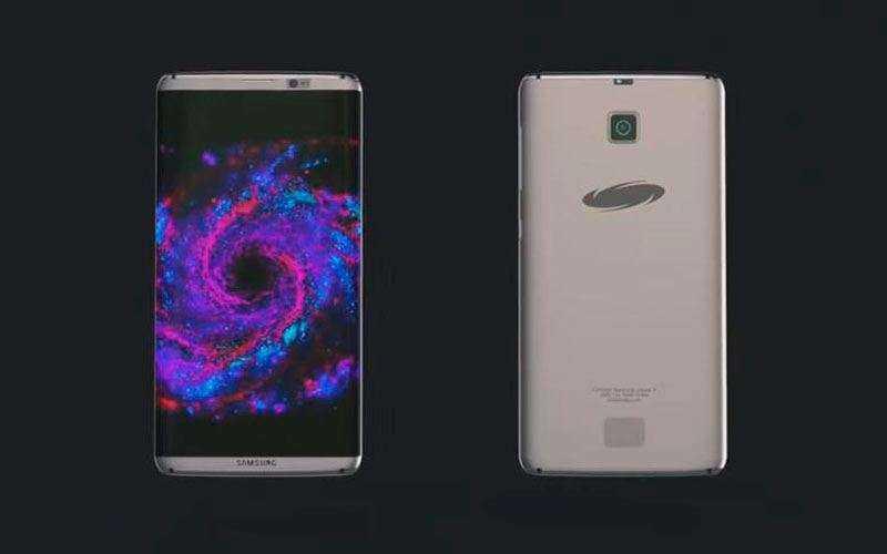 Новый Samsung Galaxy S8