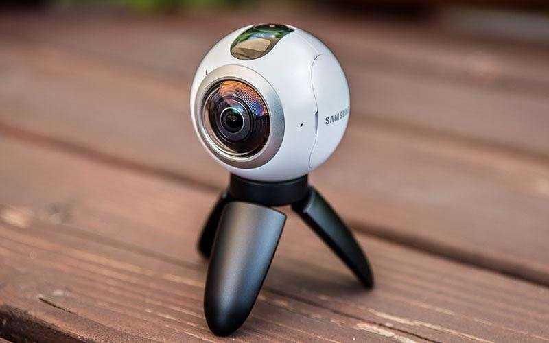 Камера Samsung Gear 360 - Отзывы