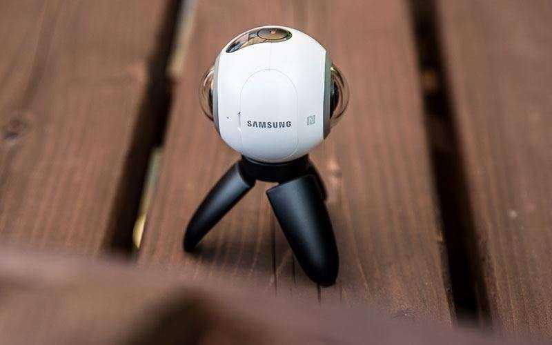Galaxy к Samsung Gear 360 подключение