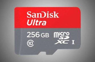 Высокоскоростные карты памяти SanDisk для 4K