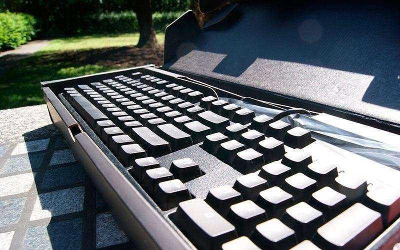 клавиатура SteelSeries Apex M500