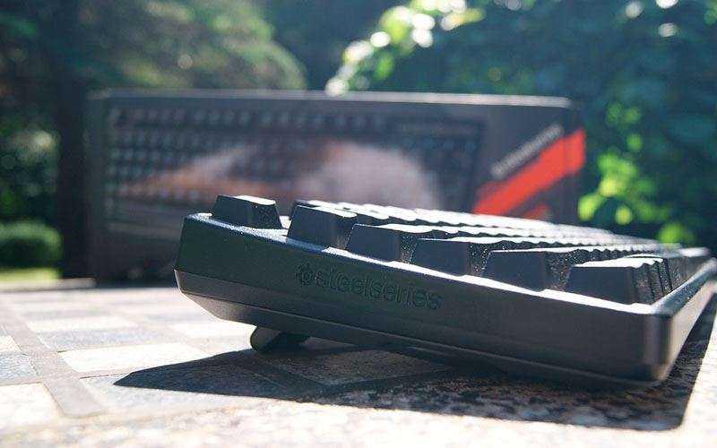 SteelSeries Apex M500 - клавиатура для игроков и авторов