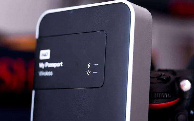 Жесткий диск Western Digital - MyPassport Wireless