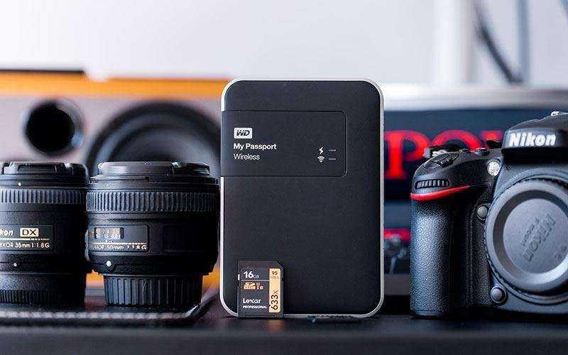 Обзор WD My Passport Wireless