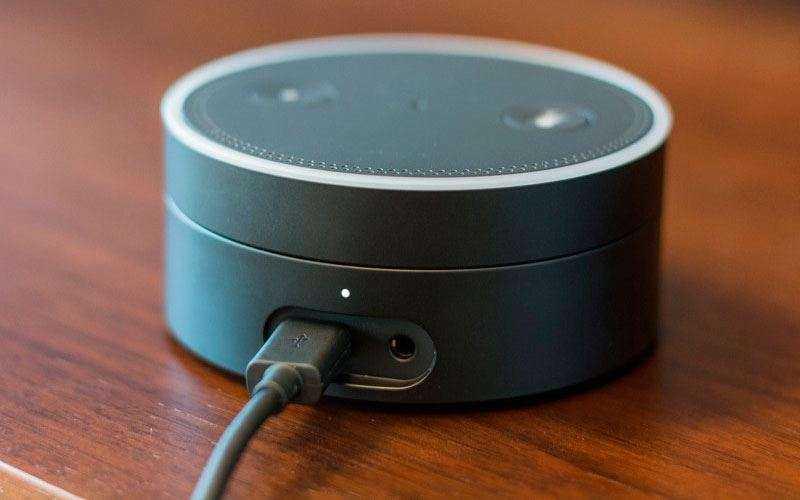 Bluetooth динамик Amazon Echo Dot