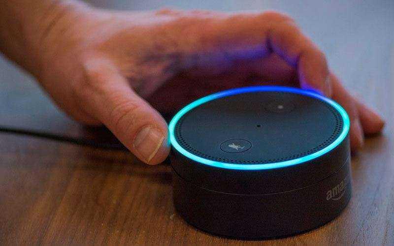 Обзор Amazon Echo Dot