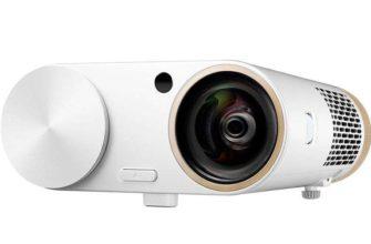 BenQ Colorific i500 - Компактный проектор и Bluetooth динамик