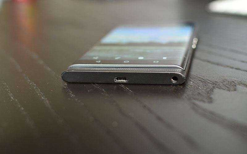 BlackBerry Priv отзывы