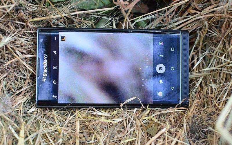 Камера BlackBerry Priv