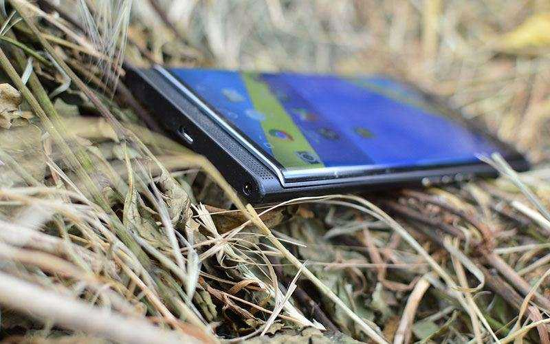 Новый BlackBerry Priv