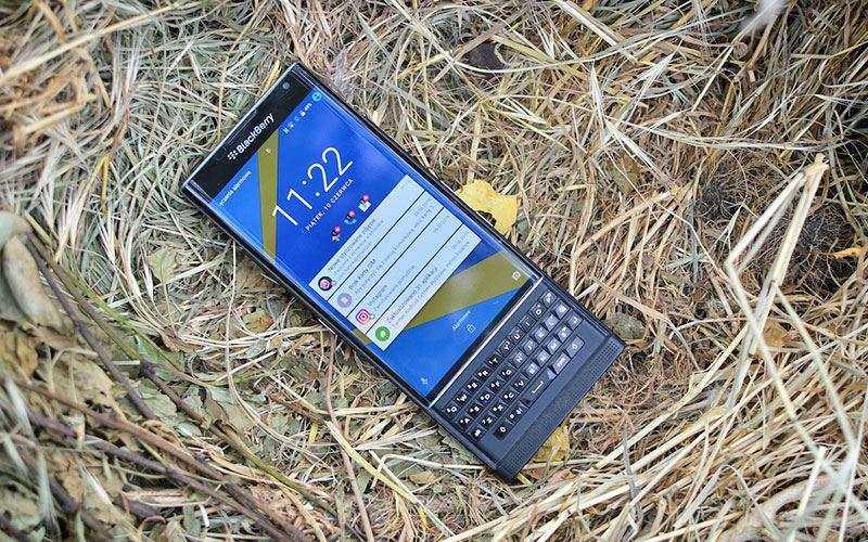 Клавиатура BlackBerry Priv