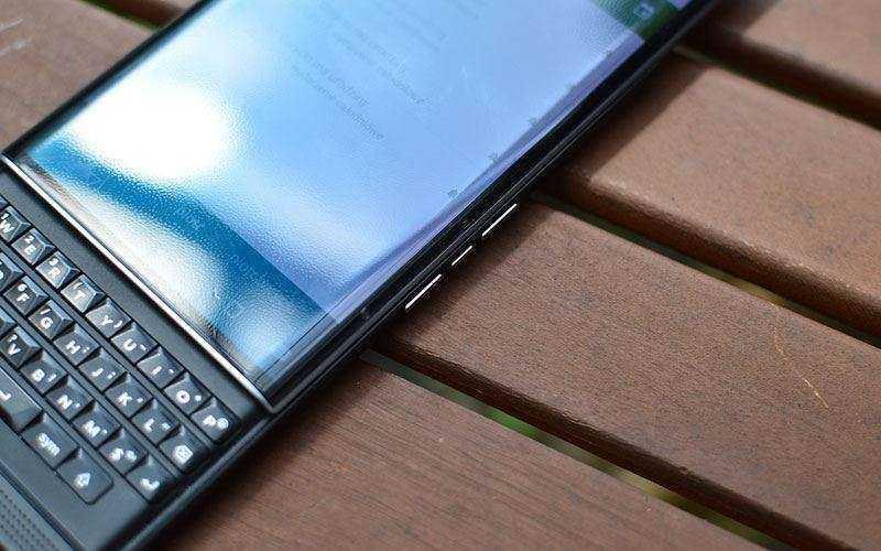 Тест BlackBerry Priv