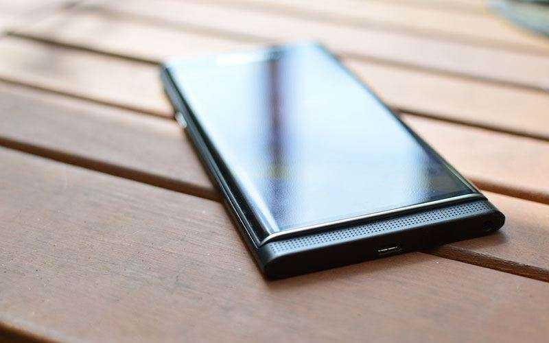 BlackBerry Priv отзывы