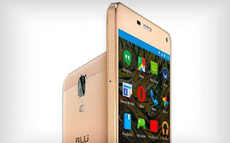 Смартфон Blu Energy XL