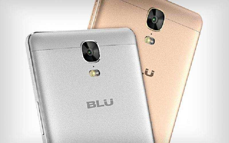 Телефон Blu Energy XL