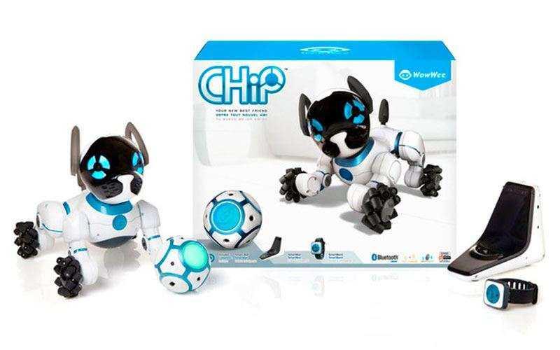 Робот собака WowWee CHiP