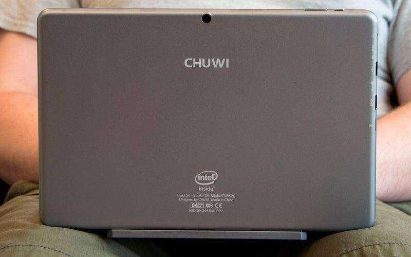 Тест Chuwi Hi12