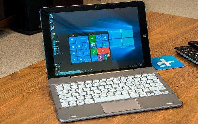 Chuwi Hi12 - Обзор планшета 2 в одном на windows