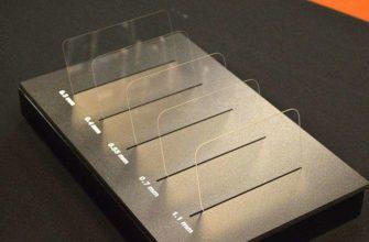 Gorilla Glass 5 даст защиту от случайных падений