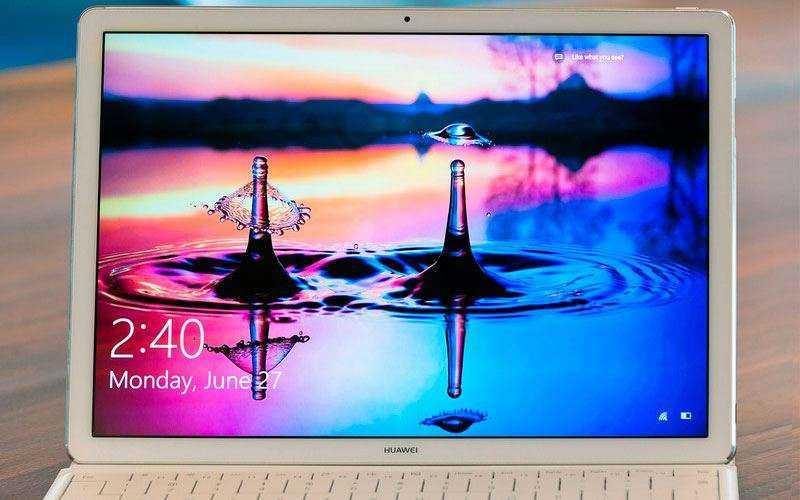 Экран Huawei Matebook