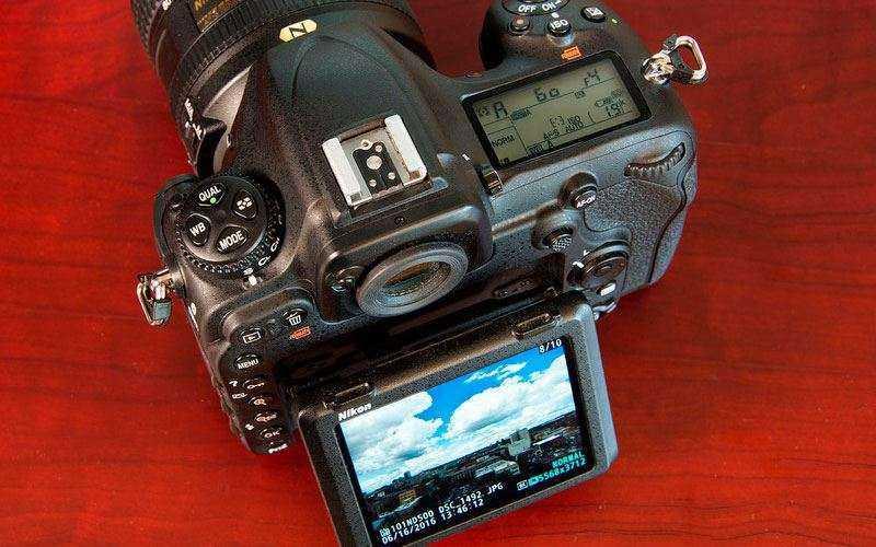 DSLR, Nikon D500 – Обзор