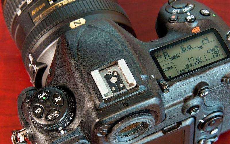 фотокамера Nikon D500