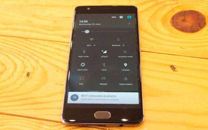 ОС OnePlus 3