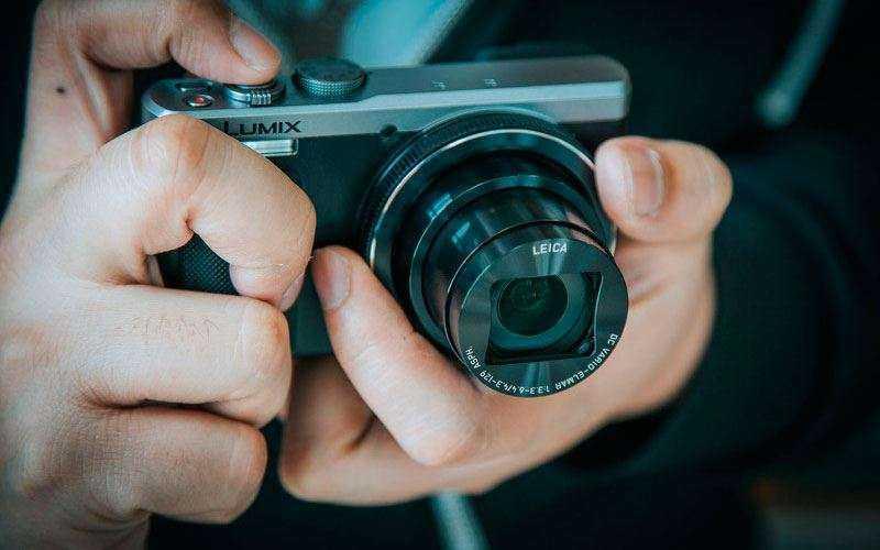 Камера Panasonic Lumix ZS60