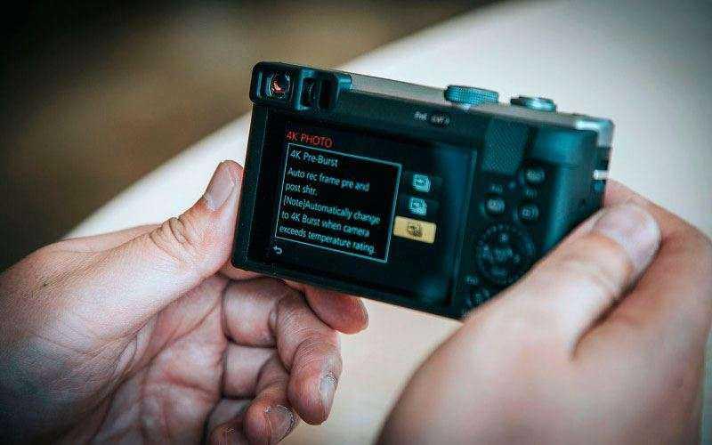 Обзор Panasonic Lumix ZS60