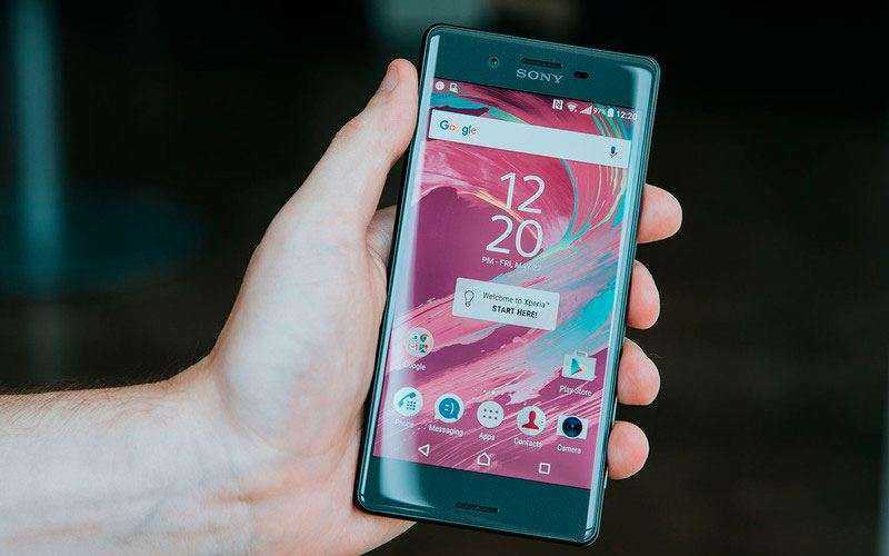 Sony Xperia X – Обзор