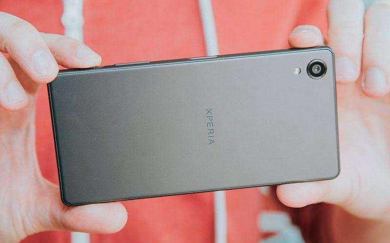 Камера Sony Xperia X
