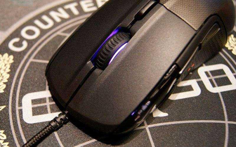 SteelSeries Rival 700 - Обзор компьютерной мыши